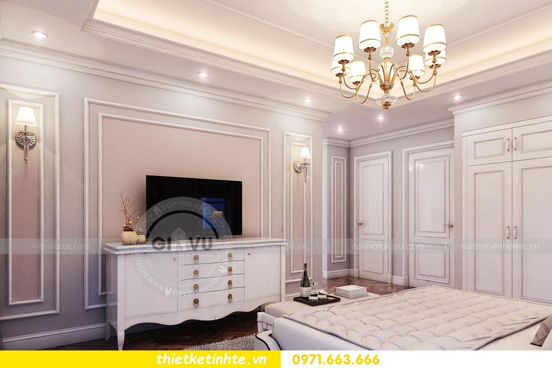 thiết kế nội thất biệt thự The Harmony tinh tế sang trọng 0971663666 15