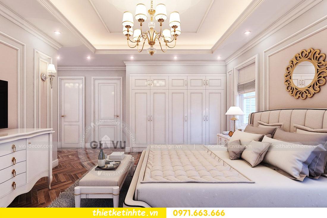 thiết kế nội thất biệt thự The Harmony tinh tế sang trọng 0971663666 16