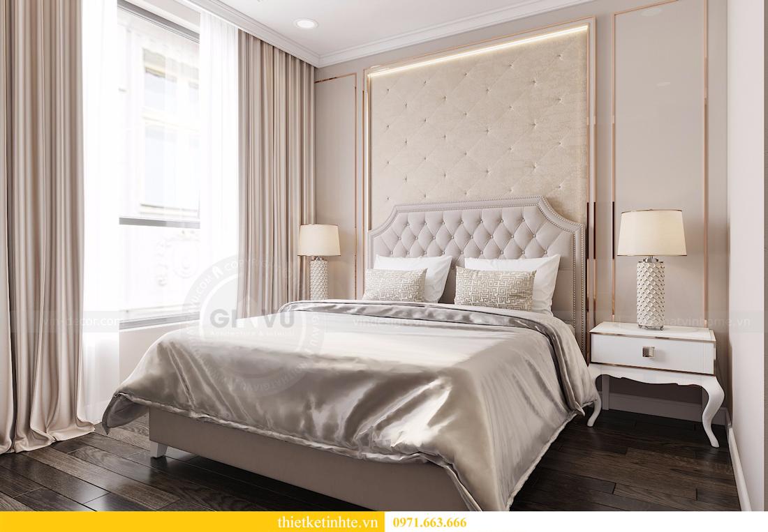 thiết kế nội thất căn 2 ngủ chung cư D Capitale hiện đại 05