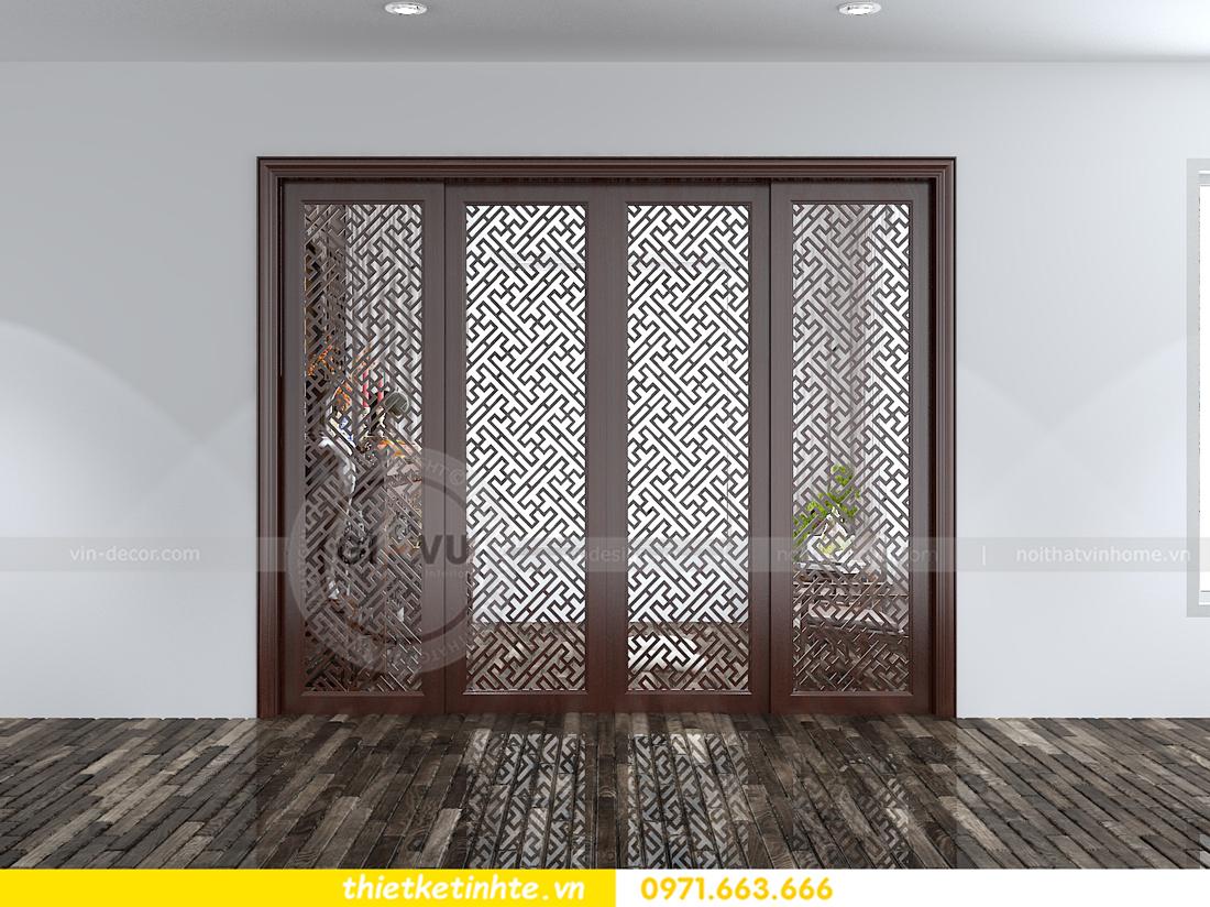 thiết kế nội thất biệt thự Ecopark PA1 chị nga hiện đại trẻ trung 08