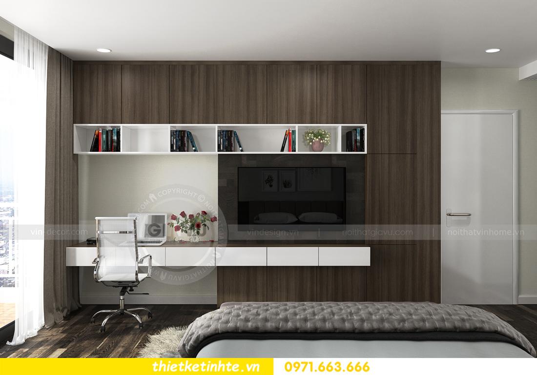 thiết kế nội thất biệt thự Ecopark PA1 chị nga hiện đại trẻ trung 09
