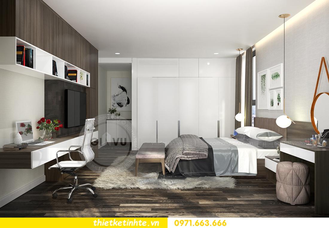 thiết kế nội thất biệt thự Ecopark PA1 chị nga hiện đại trẻ trung 10