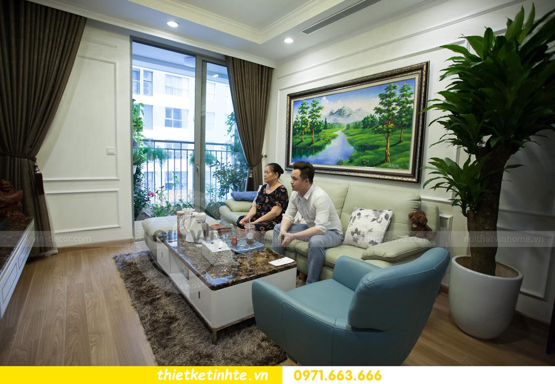 hoàn thiện nội thất chung cư Park Hill căn 2 phòng ngủ 04