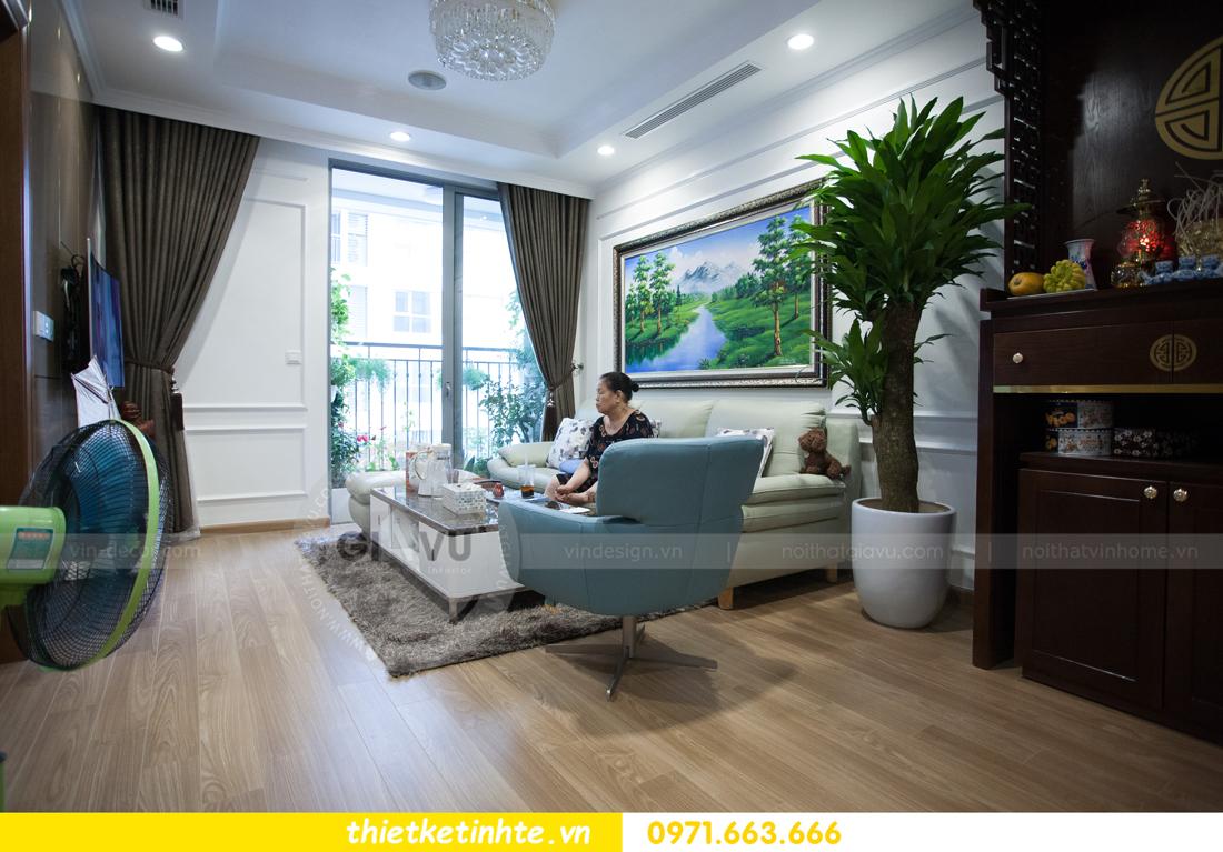 hoàn thiện nội thất chung cư Park Hill căn 2 phòng ngủ 05