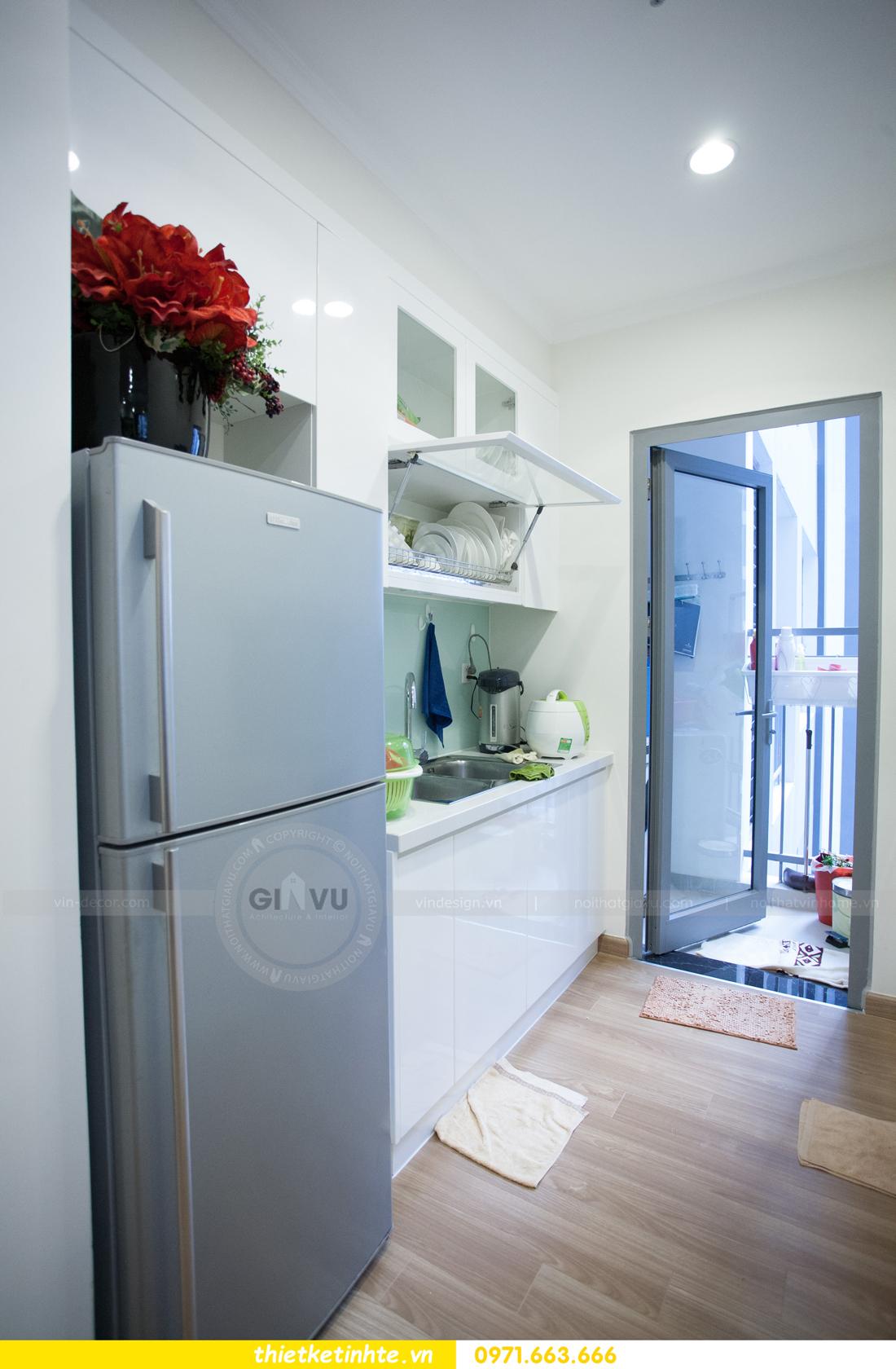 hoàn thiện nội thất chung cư Park Hill căn 2 phòng ngủ 09