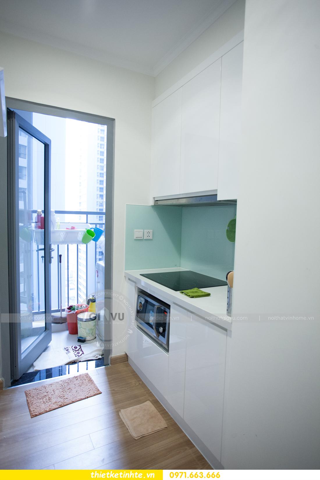 hoàn thiện nội thất chung cư Park Hill căn 2 phòng ngủ 10