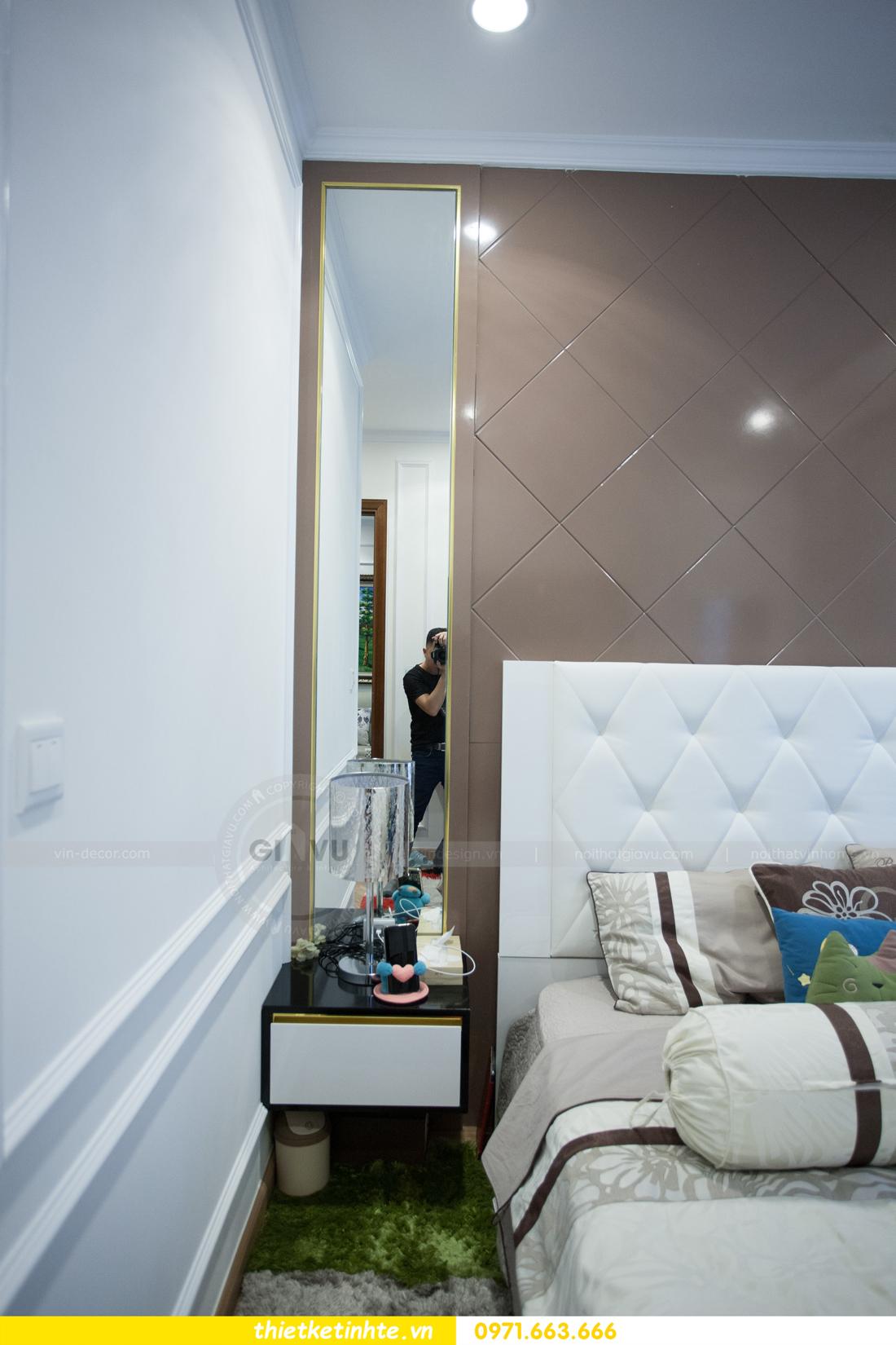 hoàn thiện nội thất chung cư Park Hill căn 2 phòng ngủ 11