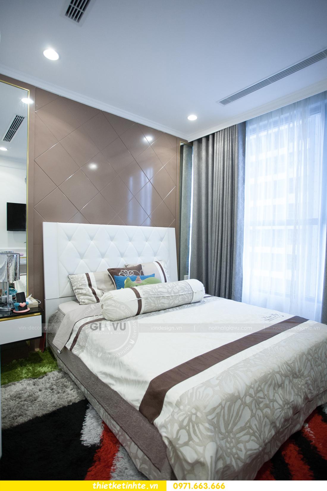 hoàn thiện nội thất chung cư Park Hill căn 2 phòng ngủ 12