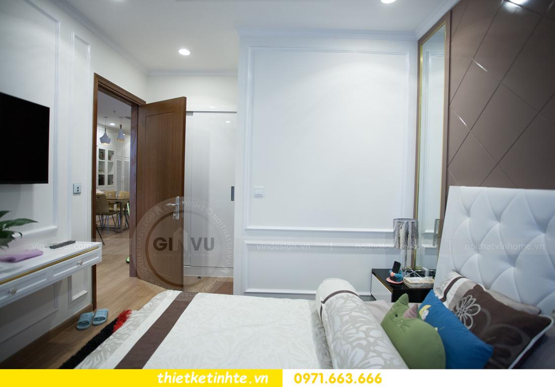 hoàn thiện nội thất chung cư Park Hill căn 2 phòng ngủ 13