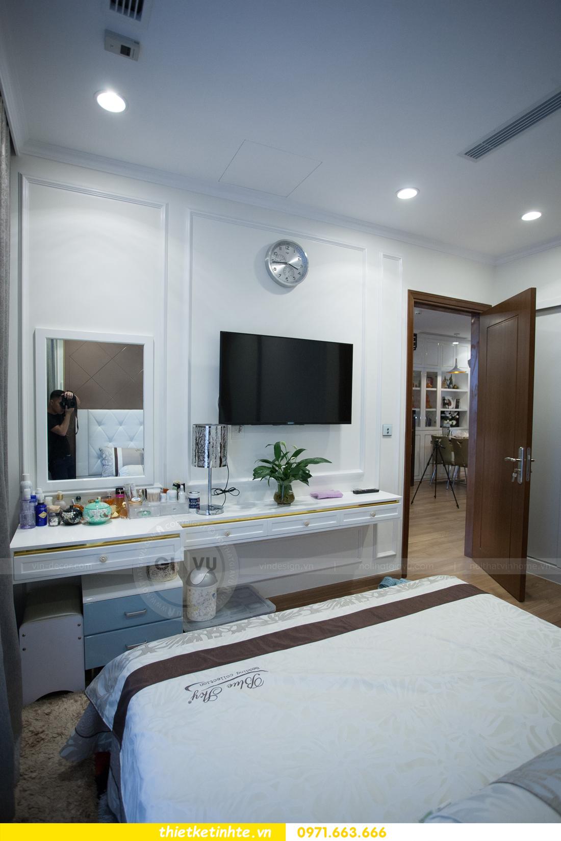 hoàn thiện nội thất chung cư Park Hill căn 2 phòng ngủ 14