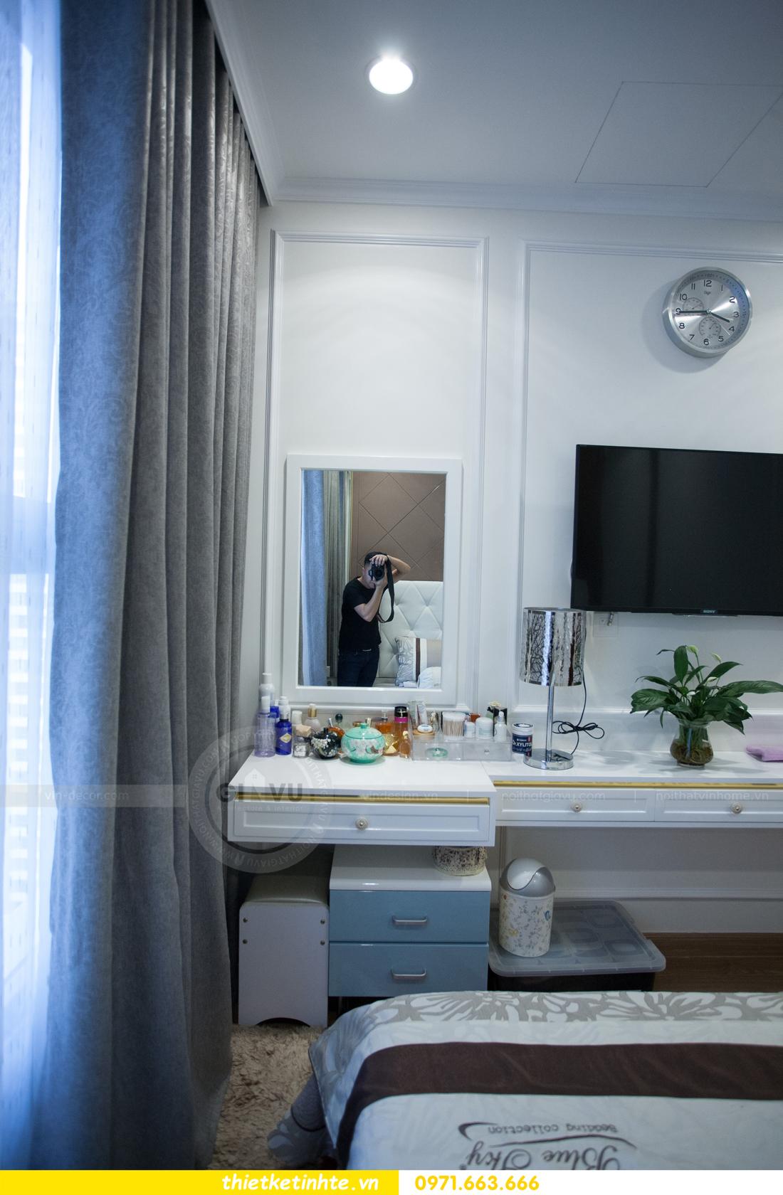 hoàn thiện nội thất chung cư Park Hill căn 2 phòng ngủ 15