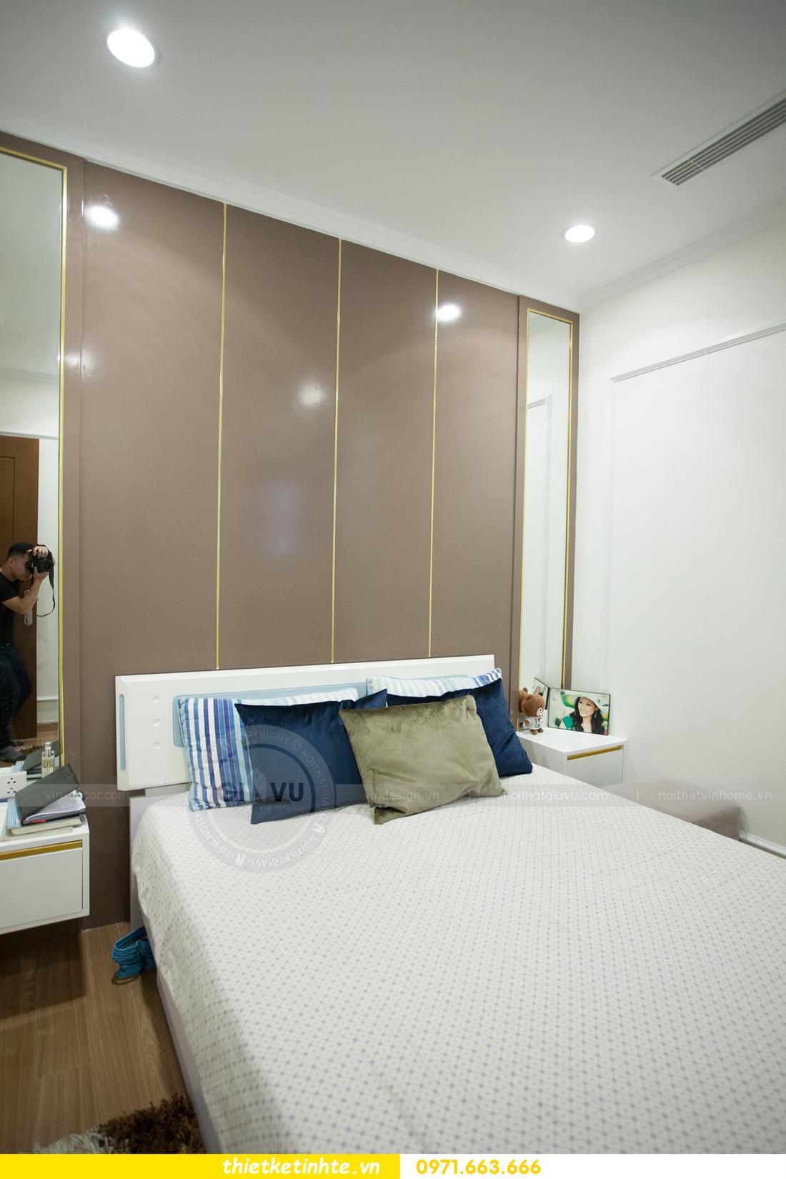 hoàn thiện nội thất chung cư Park Hill căn 2 phòng ngủ 16