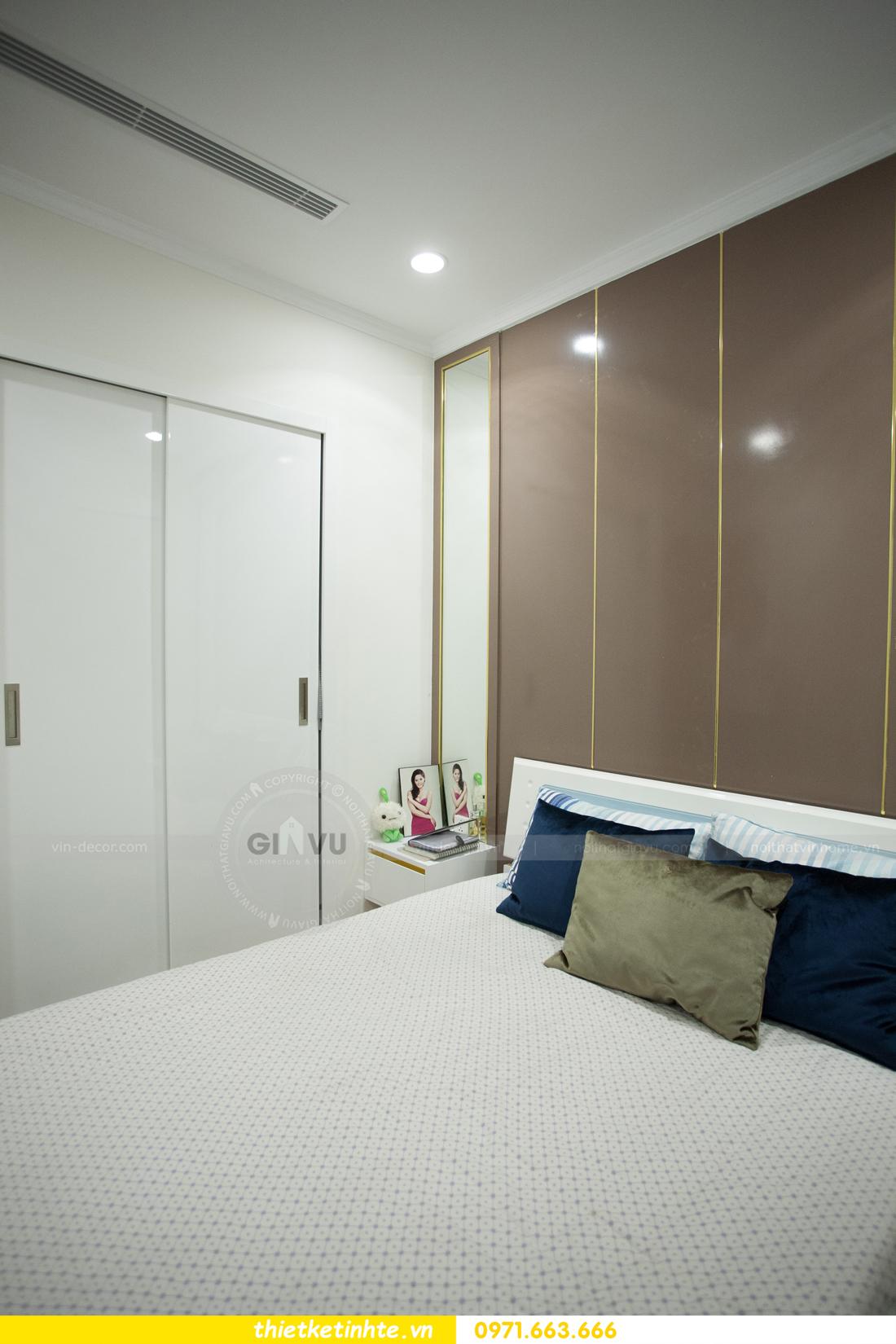 hoàn thiện nội thất chung cư Park Hill căn 2 phòng ngủ 17
