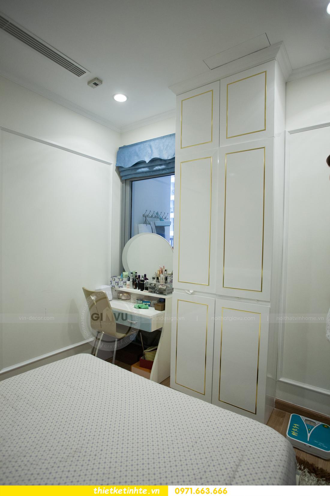 hoàn thiện nội thất chung cư Park Hill căn 2 phòng ngủ 18