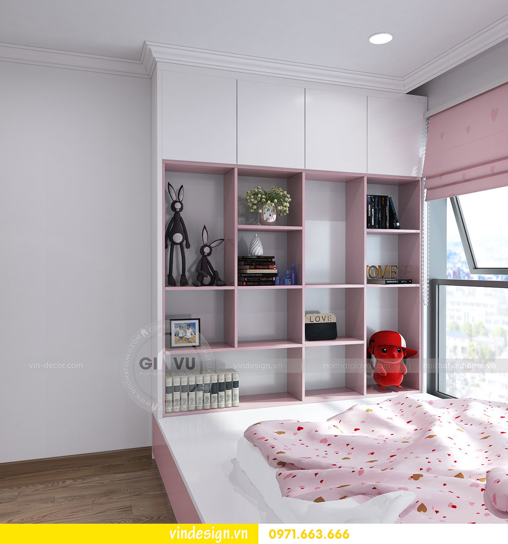 mẫu thiết kế nội thất chung cư được áp dụng nhiều năm 2018 09
