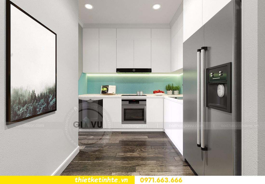nội thất căn hộ D Capitale thiết kế đẹp hiện đại sang trọng 04
