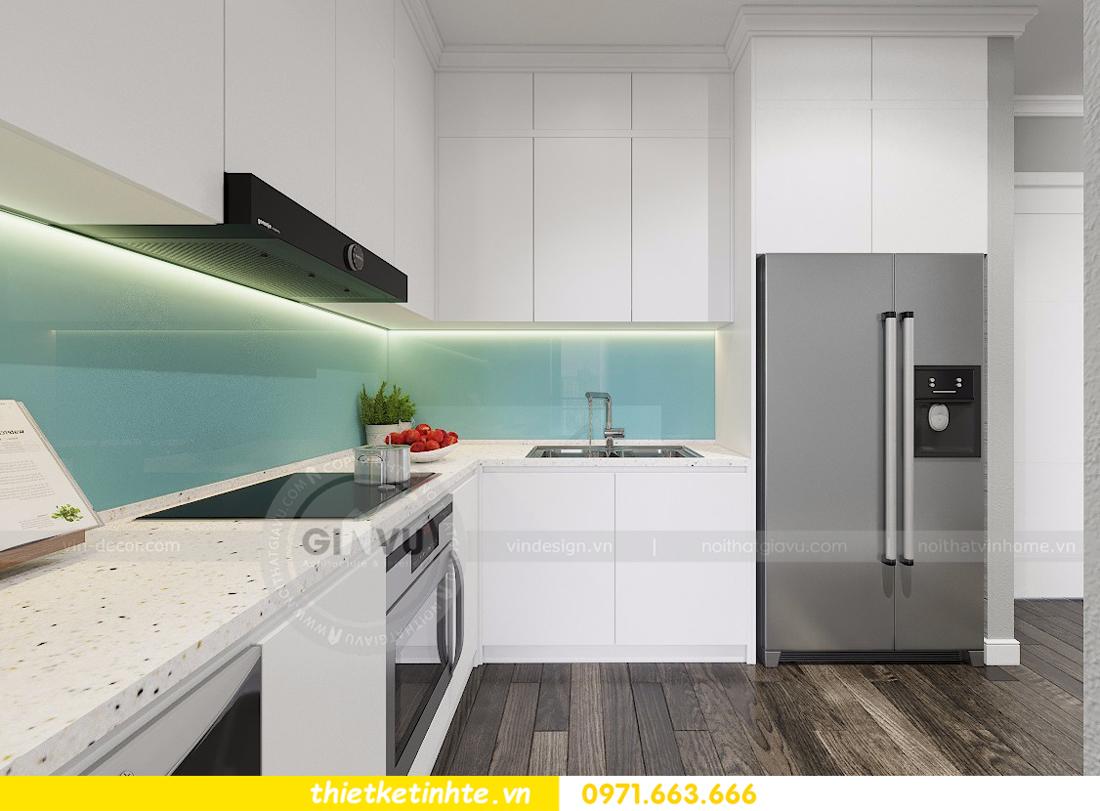 nội thất căn hộ D Capitale thiết kế đẹp hiện đại sang trọng 05