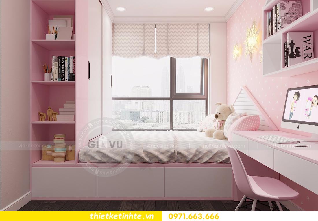 nội thất căn hộ D Capitale thiết kế đẹp hiện đại sang trọng 06
