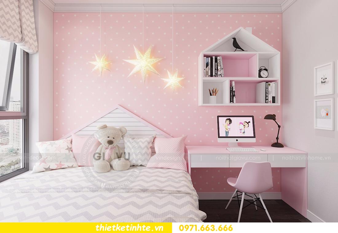 nội thất căn hộ D Capitale thiết kế đẹp hiện đại sang trọng 07