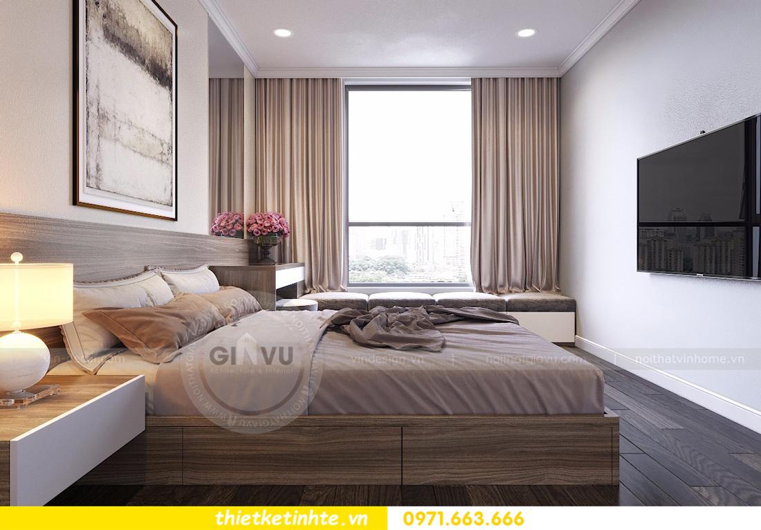 nội thất căn hộ D Capitale thiết kế đẹp hiện đại sang trọng 08
