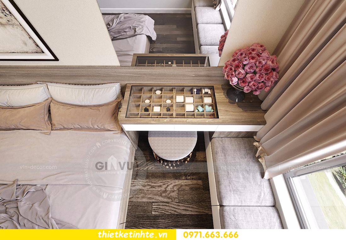 nội thất căn hộ D Capitale thiết kế đẹp hiện đại sang trọng 10
