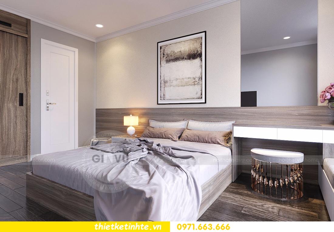 nội thất căn hộ D Capitale thiết kế đẹp hiện đại sang trọng 11