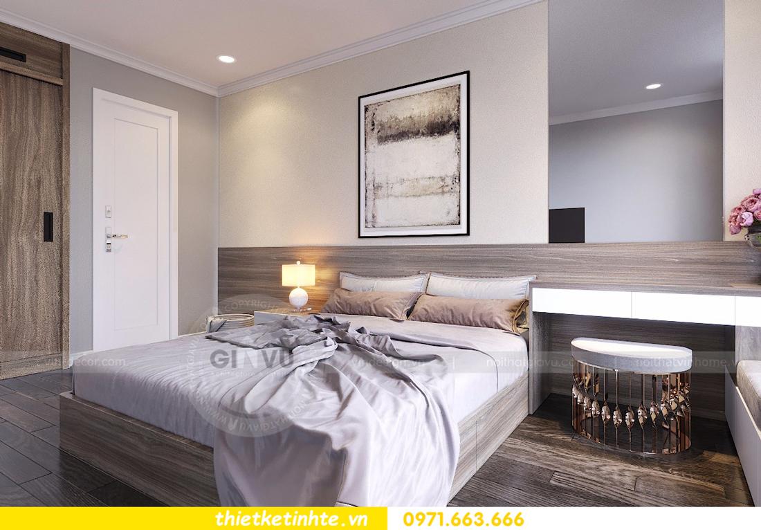 nội thất căn hộ D Capitale thiết kế đẹp hiện đại sang trọng 12