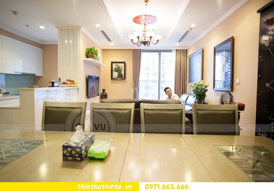 thi công nội thất Park Hill 1 căn 15 nhà nhạc sĩ Nguyễn Cường 04