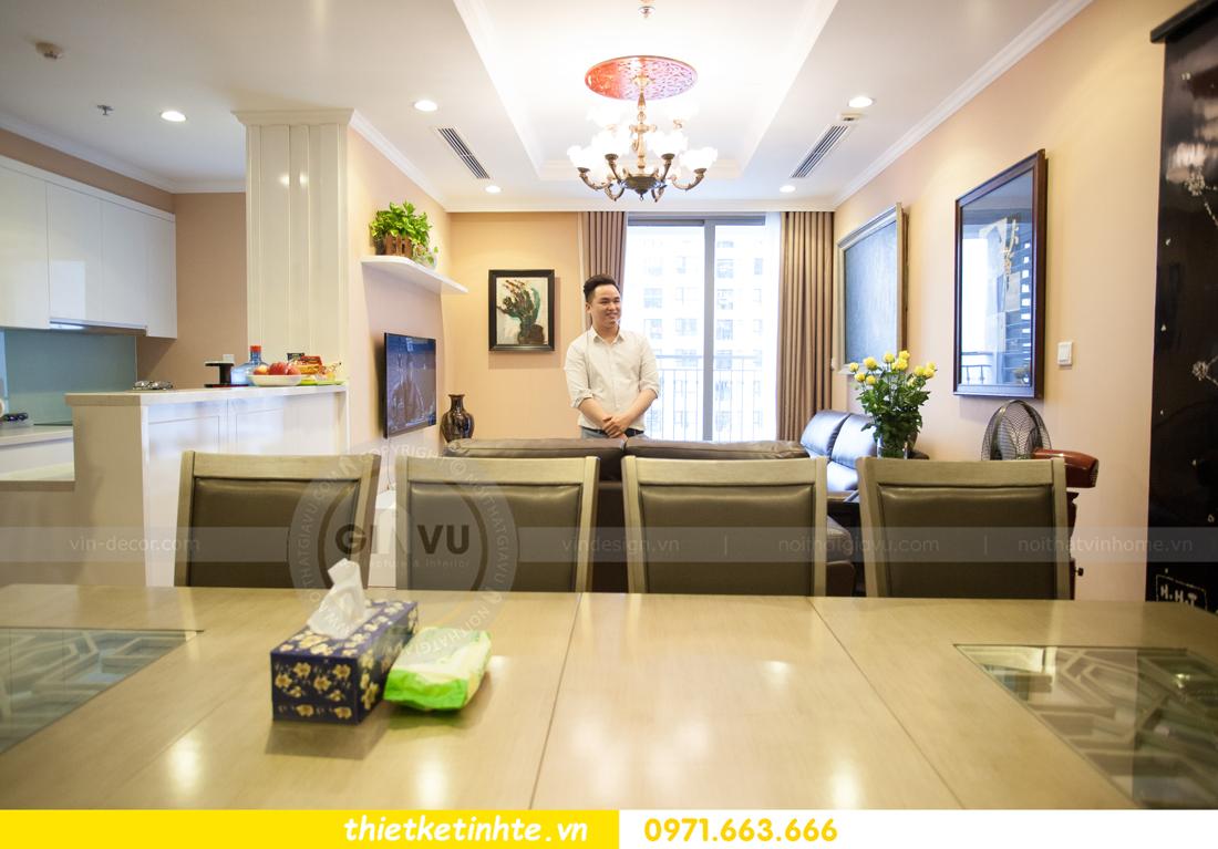 thi công nội thất Park Hill 1 căn 15 nhà nhạc sĩ Nguyễn Cường 05