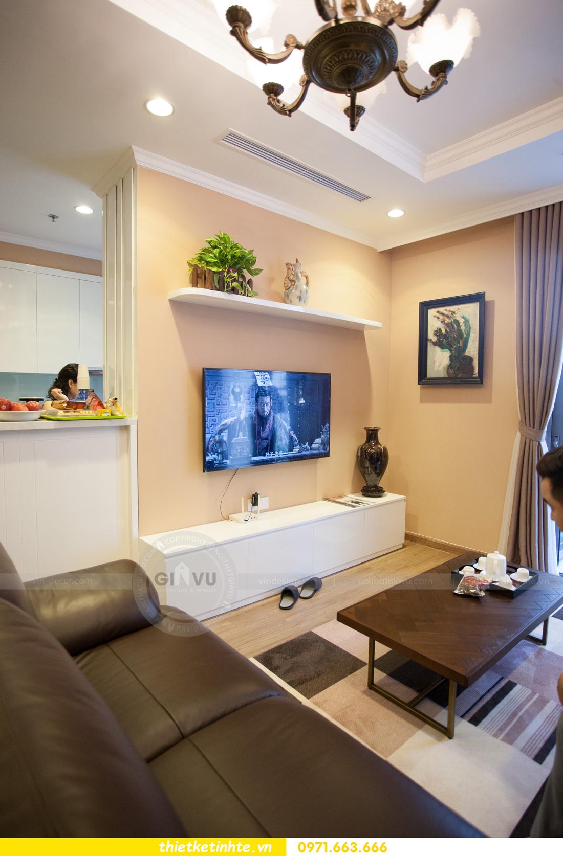 thi công nội thất Park Hill 1 căn 15 nhà nhạc sĩ Nguyễn Cường 07