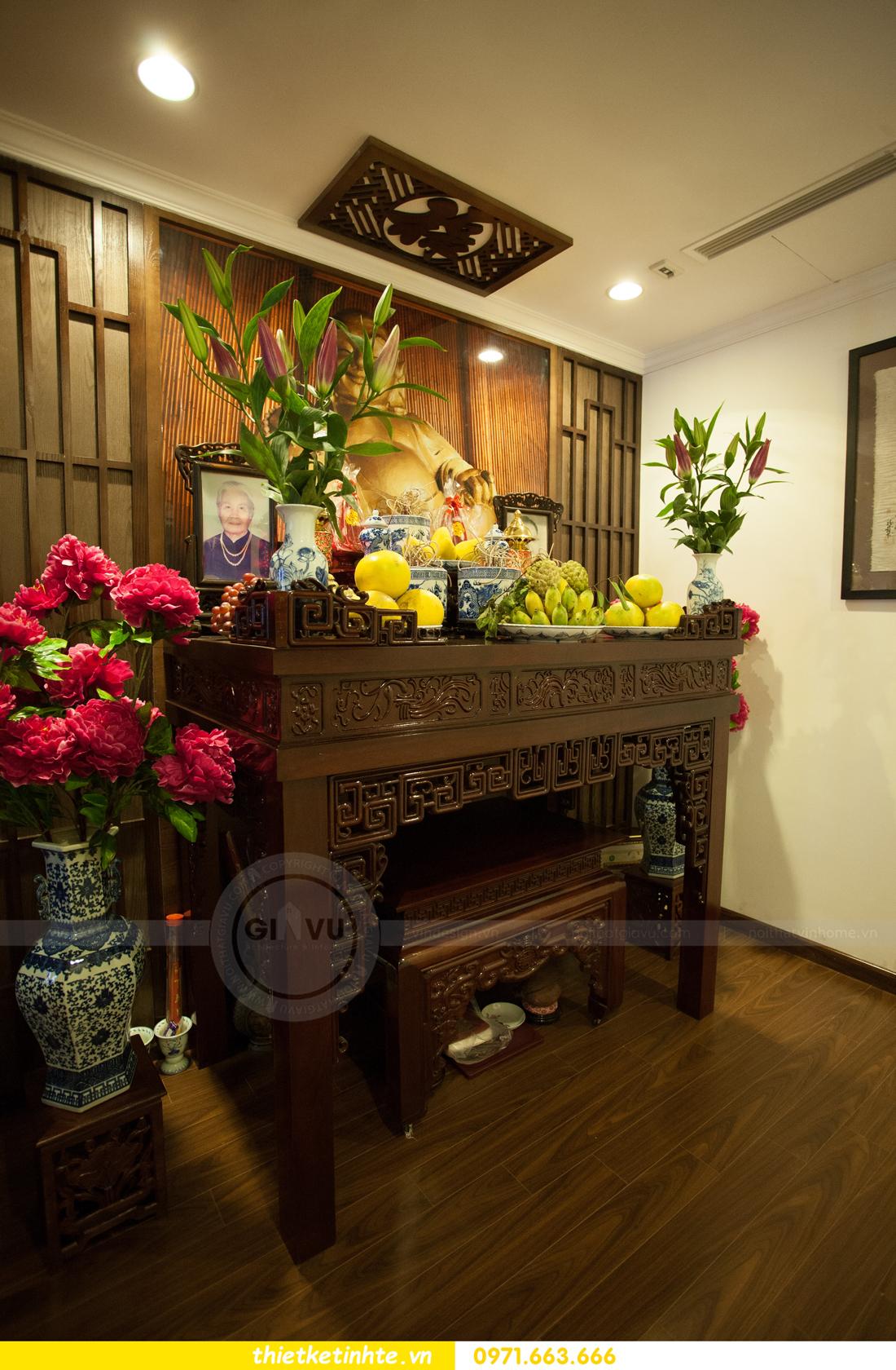 thi công nội thất Park Hill 1 căn 15 nhà nhạc sĩ Nguyễn Cường 13