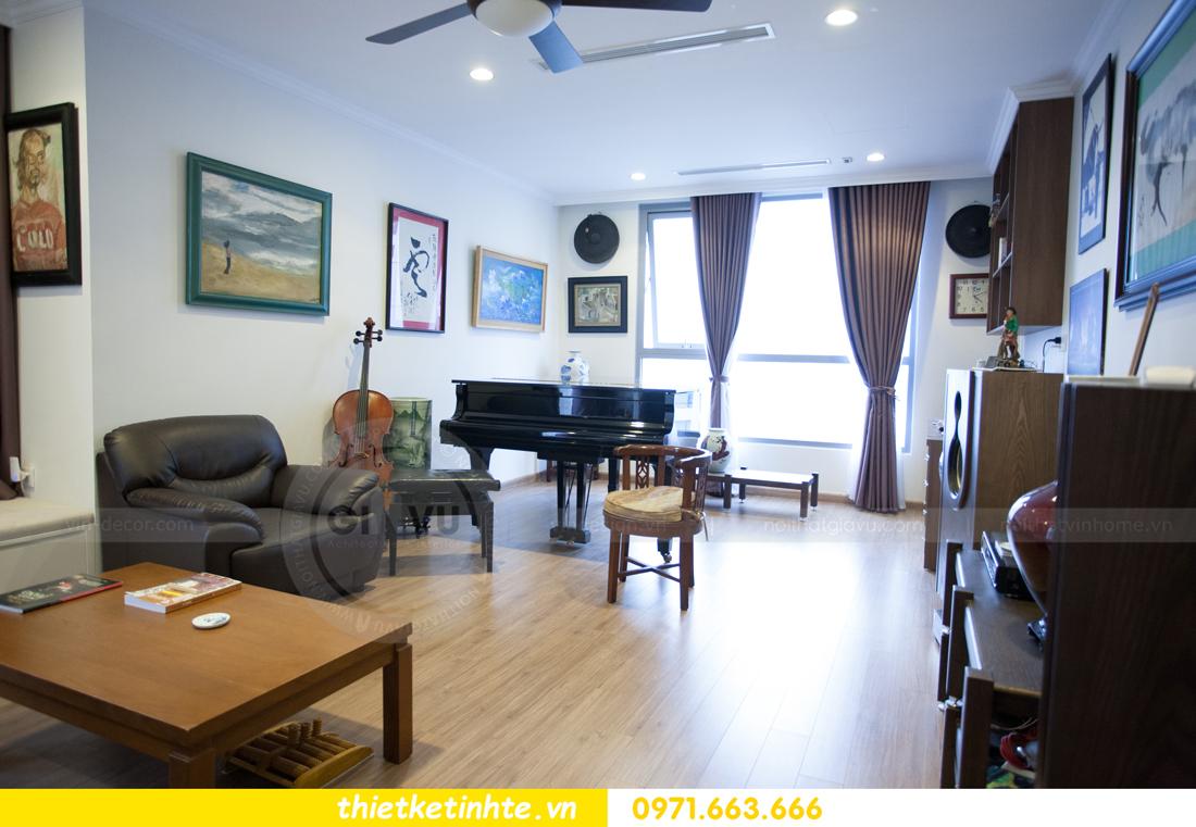 thi công nội thất Park Hill 1 căn 15 nhà nhạc sĩ Nguyễn Cường 16