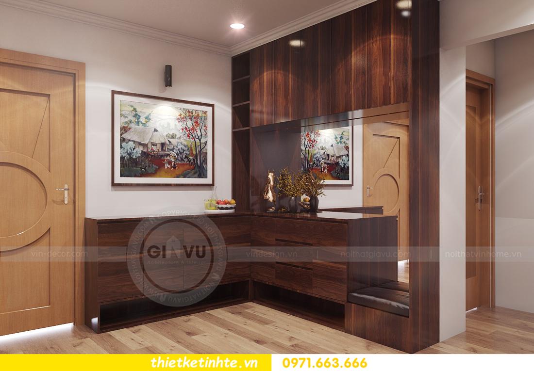 thiết kế nội thất chung cư Park Hill 11 căn 01 anh Hà 03