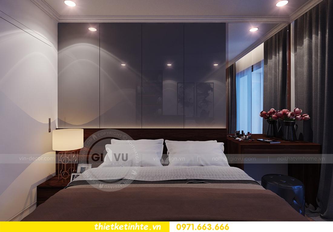 thiết kế nội thất chung cư Park Hill 11 căn 01 anh Hà 11