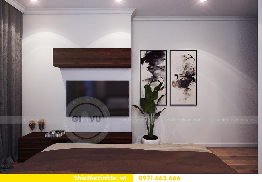 thiết kế nội thất chung cư Park Hill 11 căn 01 anh Hà 12