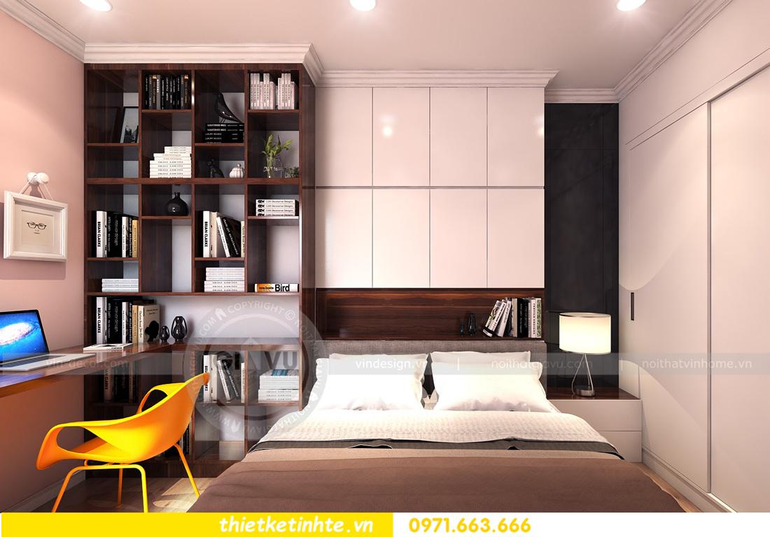thiết kế nội thất chung cư Park Hill 11 căn 01 anh Hà 18