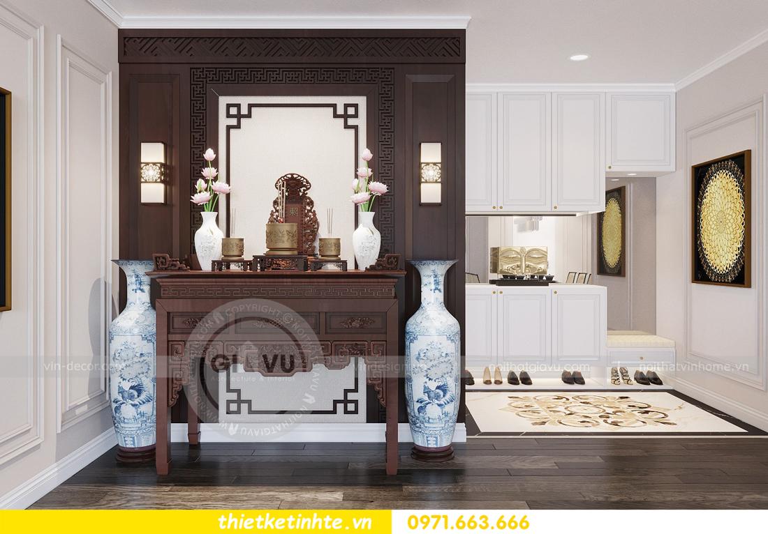 thiết kế nội thất chung cư Park Hill Premium P10 căn 03 nhà chị Lan 05