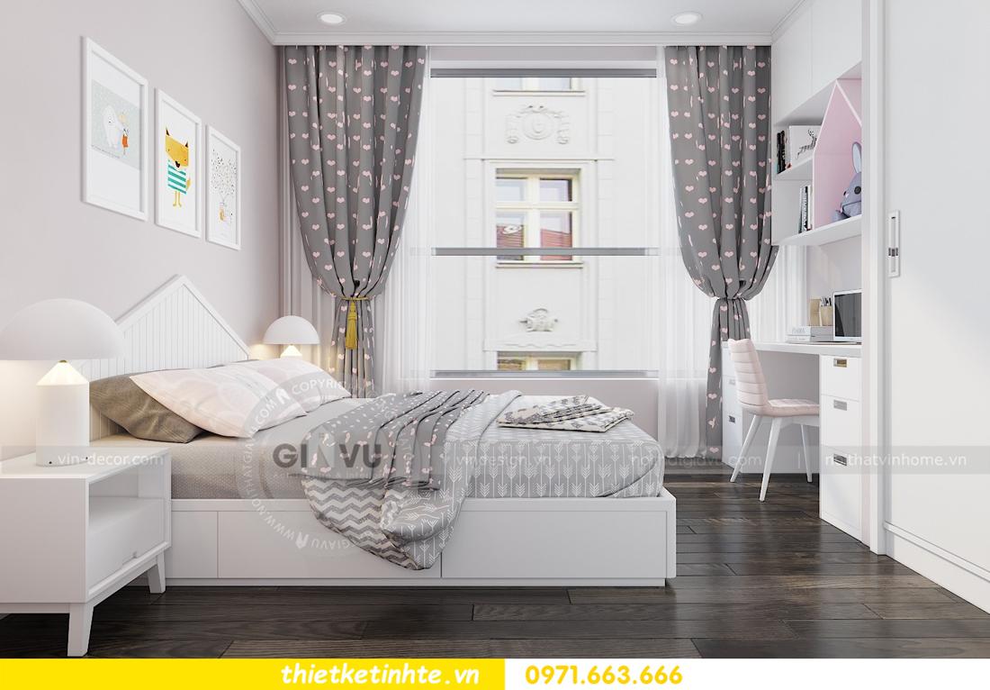 thiết kế nội thất chung cư Park Hill Premium P10 căn 03 nhà chị Lan 12