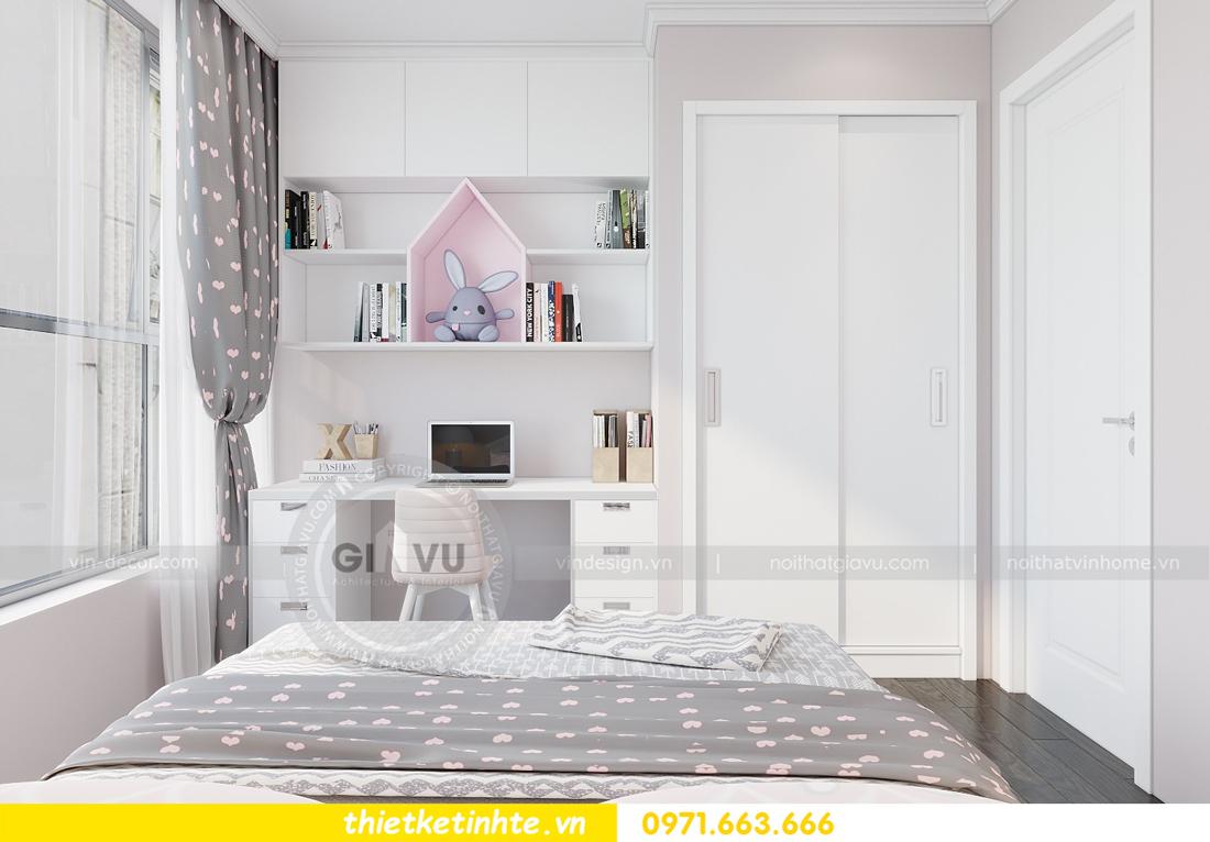 thiết kế nội thất chung cư Park Hill Premium P10 căn 03 nhà chị Lan 13