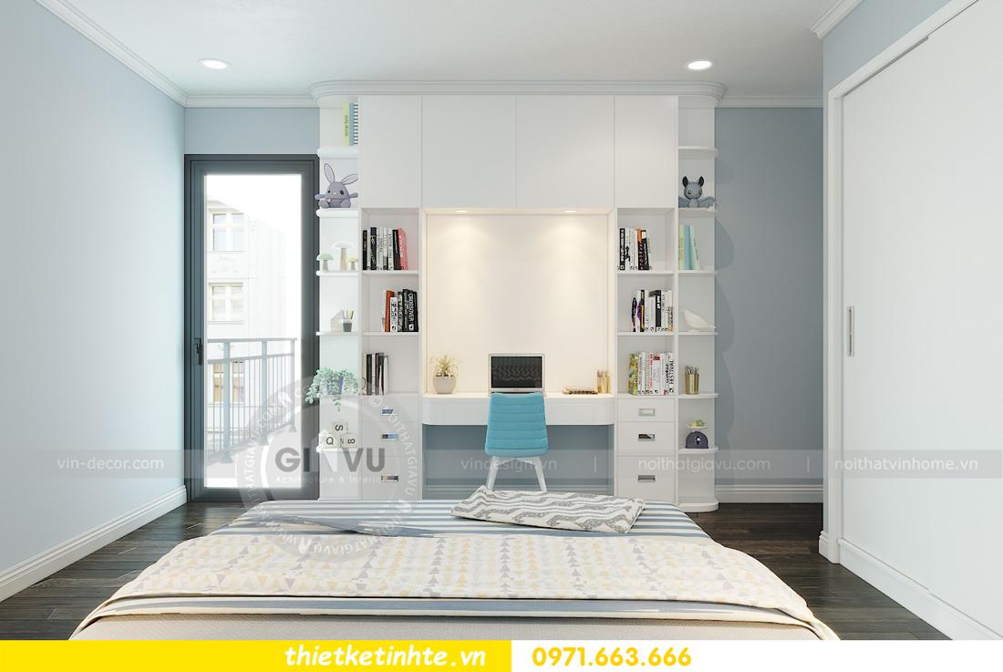thiết kế nội thất chung cư Park Hill Premium P10 căn 03 nhà chị Lan 14