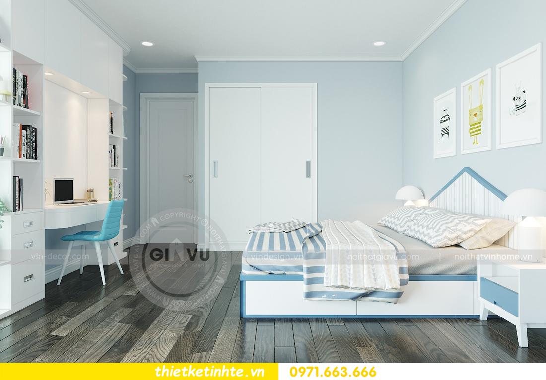 thiết kế nội thất chung cư Park Hill Premium P10 căn 03 nhà chị Lan 15