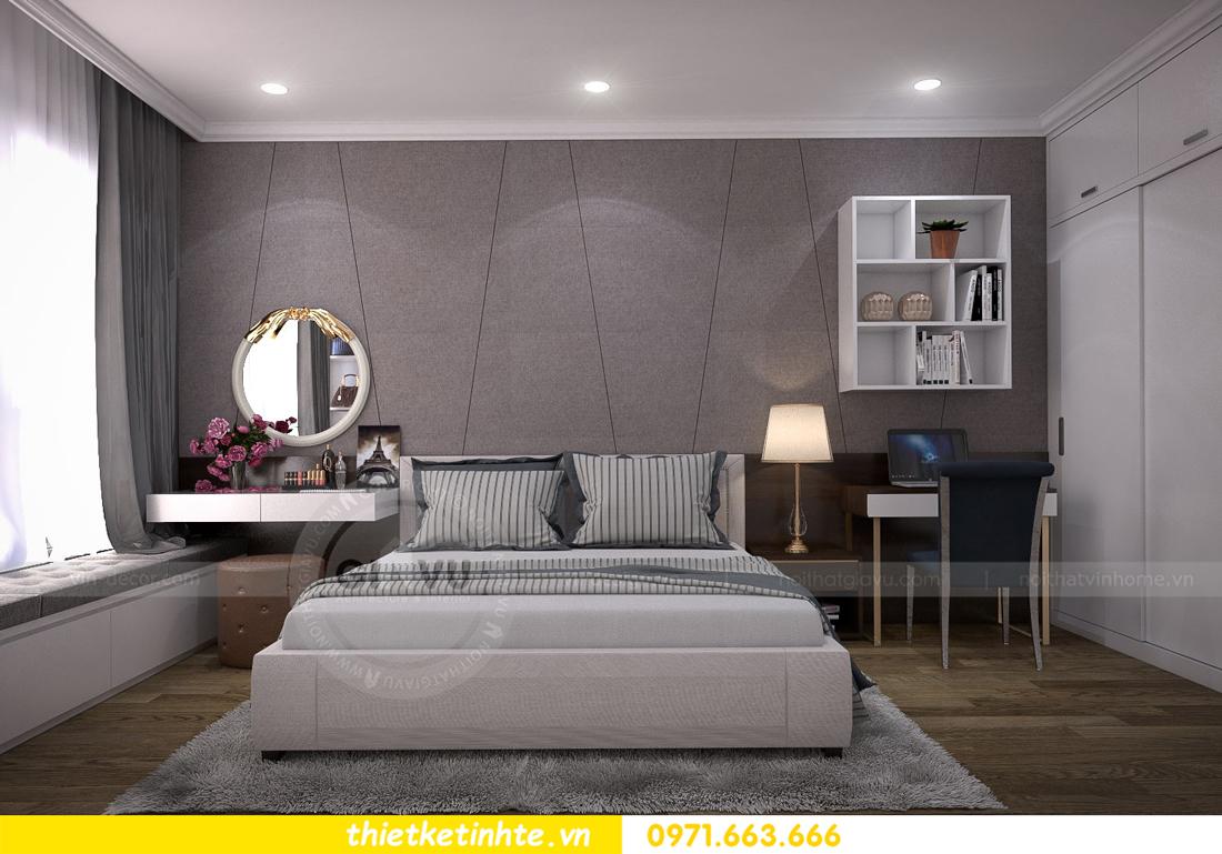 thiết kế nội thất chung cư Vinhomes Metropolis Liễu Giai 07