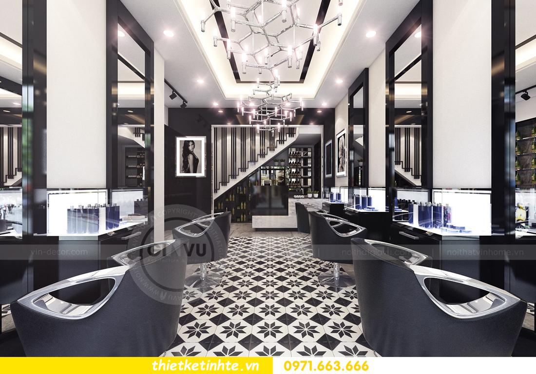 thiết kế nội thất Hair Salon ấn tượng ngay từ cái nhìn đầu tiên 01