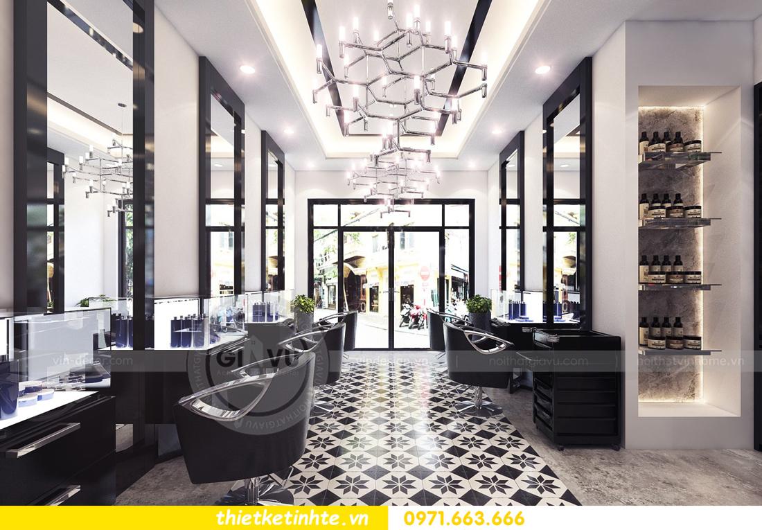 thiết kế nội thất Hair Salon ấn tượng ngay từ cái nhìn đầu tiên 02