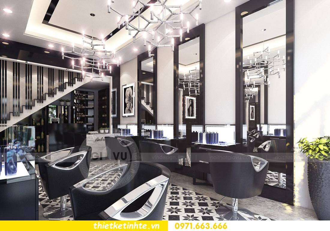 thiết kế nội thất Hair Salon ấn tượng ngay từ cái nhìn đầu tiên 04