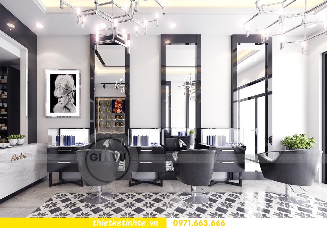 thiết kế nội thất Hair Salon ấn tượng ngay từ cái nhìn đầu tiên 05