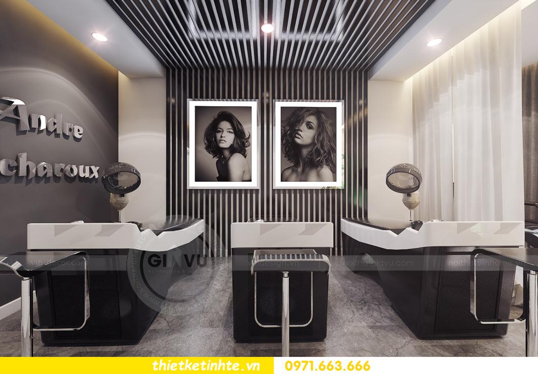 thiết kế nội thất Hair Salon ấn tượng ngay từ cái nhìn đầu tiên 08