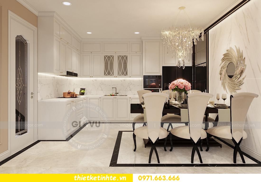 thiết kế nội thất nhà phố đẹp hiện đại nhà chị Thủy 06