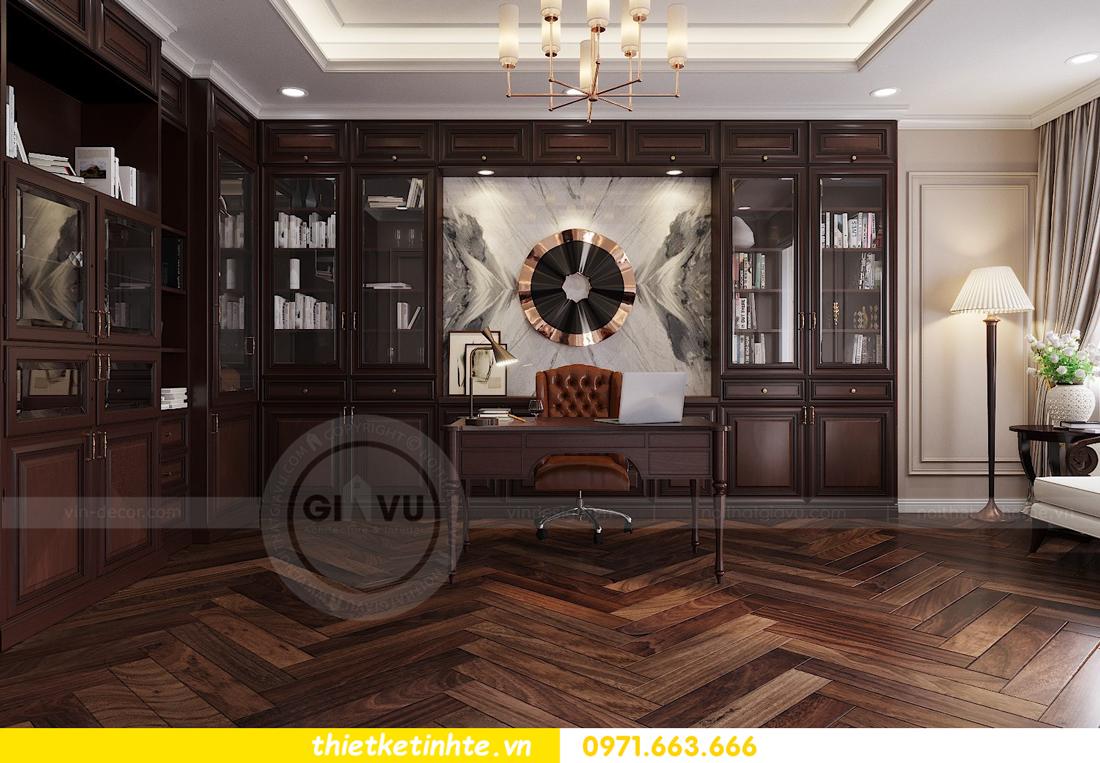 thiết kế nội thất nhà phố đẹp hiện đại nhà chị Thủy 09