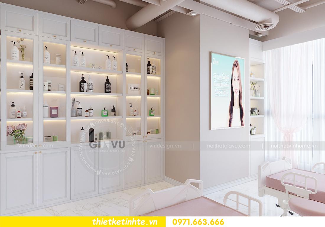 thiết kế nội thất Shophouse Times City theo phong cách hiện đại 14